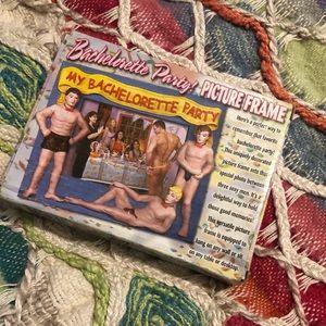 Vintage Rare Bachelorette Party Frame